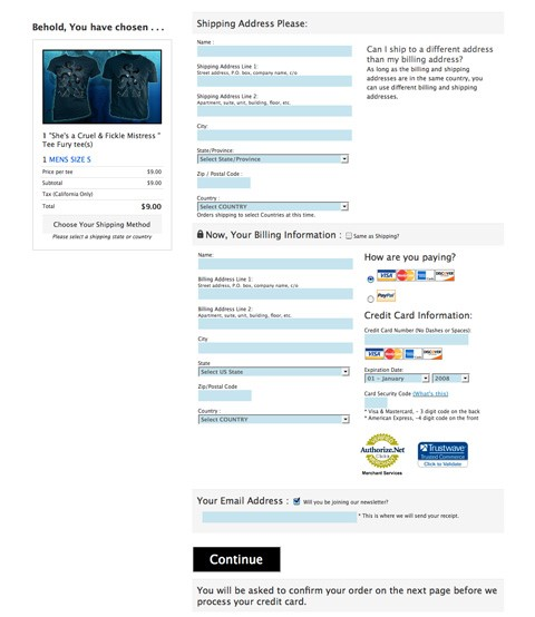 نمونهی یک فرآیند تسویه مناسب در طراحی وب سایت تجارت الکترونیک